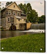 Laughlin Mill  Acrylic Print