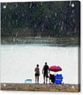#171 Laughter In The Rain Acrylic Print