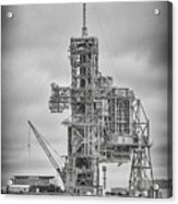 Launch Pad 39a Acrylic Print