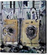 Laundry Room. Acrylic Print