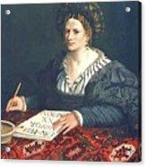 Laura Pisani 1525 Acrylic Print
