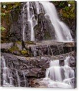 Laurel Falls Three Acrylic Print