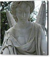 Laurel Grove Angel #1 Acrylic Print