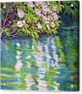 Laurel Reflection Acrylic Print