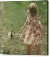 Laurel Acrylic Print