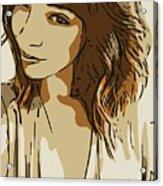 Lauren Acrylic Print