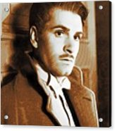 Laurence Olivier, Movie Legend Acrylic Print