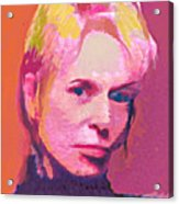 Lauri Acrylic Print
