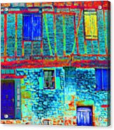 Lautrec Magic France Acrylic Print