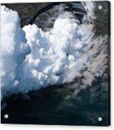 Lava, Meet Ocean 2 Acrylic Print