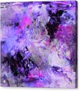 Lavender Gardens Acrylic Print