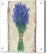 Lavender II Acrylic Print