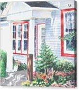 Lavender Lane Occoquan Virginia Acrylic Print