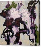 Lavender Series No. 2 Acrylic Print