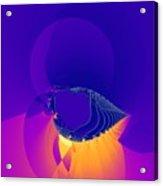 Lavender Sky Acrylic Print