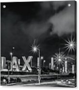Lax Entry Acrylic Print