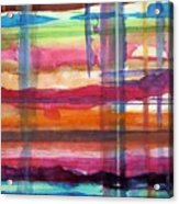 Layered Acrylic Print