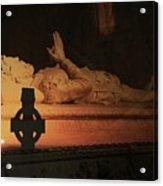 Layered Tomb Acrylic Print