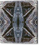 Layers Of Ice #1 - Mount Monadnock Acrylic Print