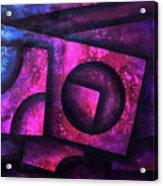 Layers Of Pandora Acrylic Print