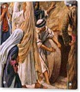 Lazarus, Come Forth Acrylic Print