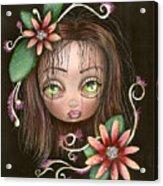 Lazy Eye Acrylic Print
