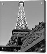 Le Eiffel Acrylic Print