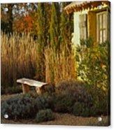 Le Jardin De Vincent Acrylic Print