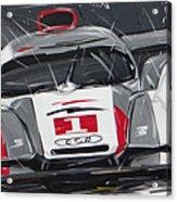 Le Mans Audi R18 Acrylic Print