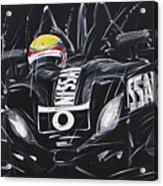 Le Mans Nissan Delta Acrylic Print