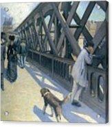 Le Pont De Acrylic Print