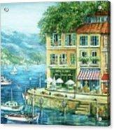 Le Port Acrylic Print