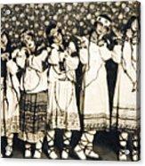 Le Sacre Du Printemps Acrylic Print