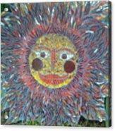Le Soleil Acrylic Print