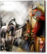 Le Tour De France 06 Acrylic Print