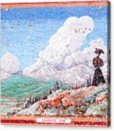Leadville Colorado Vintage Billboard Acrylic Print