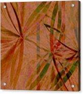 Leaf Dance Acrylic Print