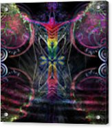 Leap Of Faith Acrylic Print