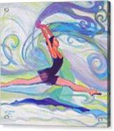 Leap Of Joy Acrylic Print