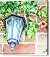 Leave The Porch Light On Acrylic Print