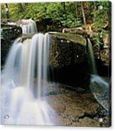 Ledge Brook - White Mountains New Hampshire Usa Acrylic Print
