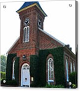 Lee Chapel Acrylic Print