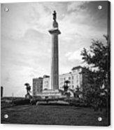 Lee Circle New Orleans Acrylic Print