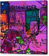 Lee Sidewinder Morgan Acrylic Print