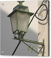 Leen Lamp Acrylic Print