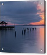 Leesylvania Morning Acrylic Print
