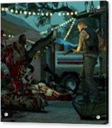 Left 4 Dead Acrylic Print