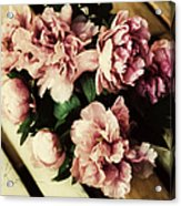 Left For You Vintage Acrylic Print