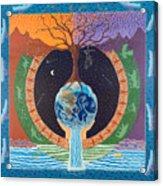 Legacy Mandala Acrylic Print