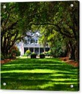 Legare Waring House Charleston Sc Acrylic Print